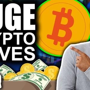 Bitcoin Bears Hibernating (HUGE Crypto Moves Ahead)