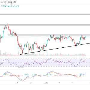chainlink price show signs of massive rally link price eyeing ath