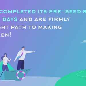 enrex has completed its pre seed round in just two days and are firmly on a straight path to making crypto green