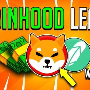 FINALLY SHIBA INU X ROBINHOOD PARTNERSHIP LEAK!? - ROBINHOOD Crypto Update