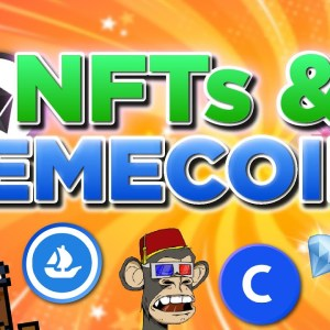 NFTs and Memecoins are HUGE Crypto Investments