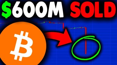 $600 MILLION BITCOIN LONGS CLOSED (important)!!! BITCOIN NEWS TODAY & BITCOIN PRICE PREDICTION 2021!