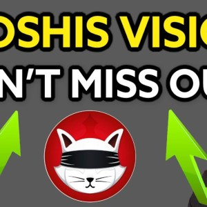 RYOSHIS VISION - DON'T MISS OUT ON THIS ONE! (PART OF SHIBA INU ECOYSYSTEM!)