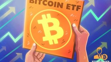 sec greenlights proshares bitcoin futures etf btc price nears ath