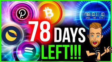 TIME IS RUNNING OUT FOR THE BIGGEST ALTSEASON GAINS OF 2021!