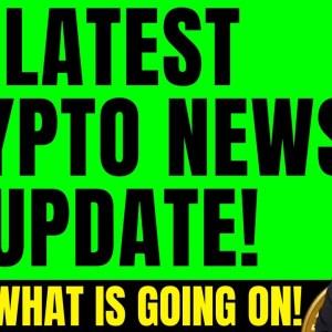 GET YOUR LATEST CRYPTO NEWS TODAY! LATEST BITCOIN NEWS, ETHEREUM NEWS, AND CARDANO ADA NEWS!