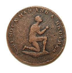 Abolitionist token