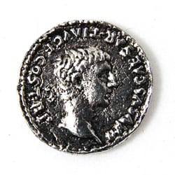 caligula coin nickel