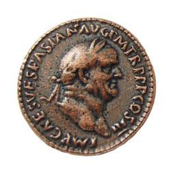 Judea Capta Vespasian