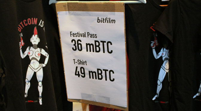 Rückblick Bitcoin-Filmfestival