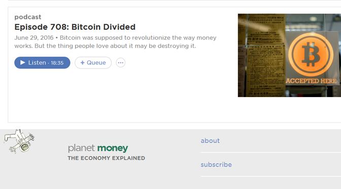 planet money bitcoin