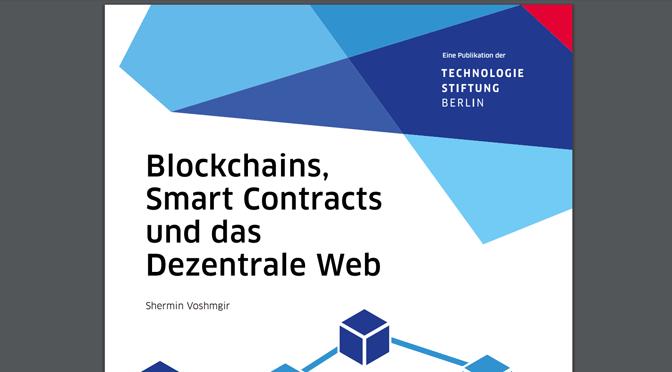 Berliner Blockchain-Studie. Leider nur gut gemeint