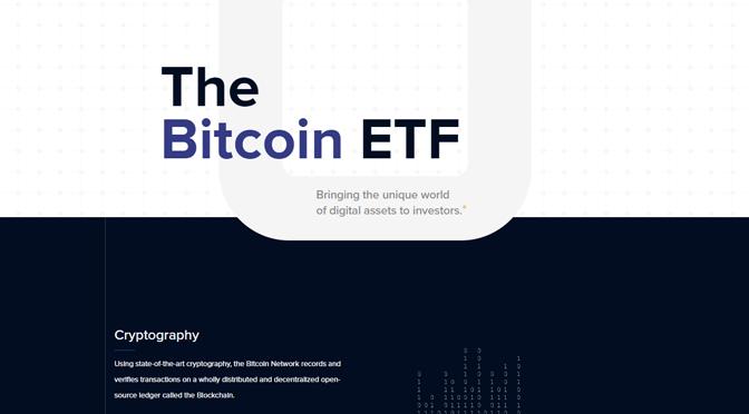 COIN Bitcoin ETF neu
