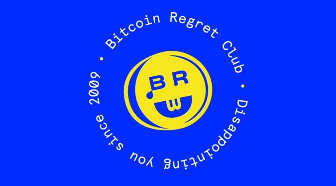 Der Club des Bitcoin-Bedauerns