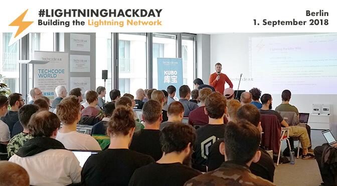 Veranstaltungstipp: Lightning Hackday #3