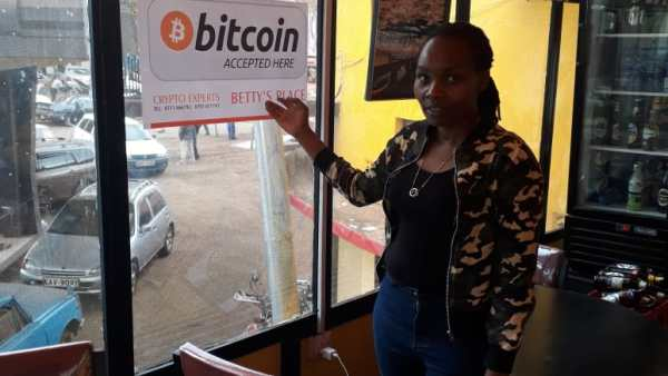 Kenya Restaurant Betty's Place Accepts Bitcoin And Dash Payment