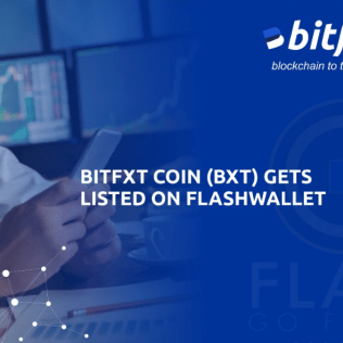 Bitfxt Coin (BXT) Gets Listed on FlashWallet