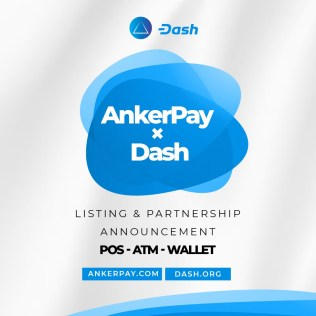 Dash Partners With AnkerPay, South African Cryptocurrency ATM and PoS Provider, to Grow Ecosystem in Sub Saharan Africa