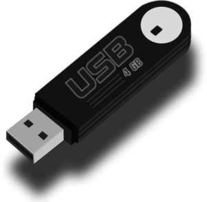 Storing Cryptocurrency in USB Drive