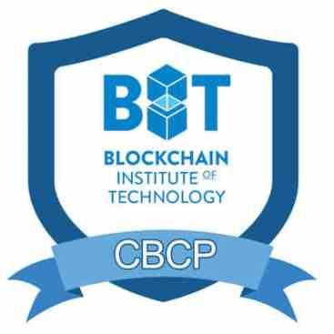 Certified Blockchain Professional (CBCP)