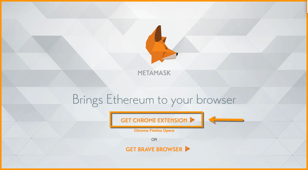 MetaMask Chrome Extension