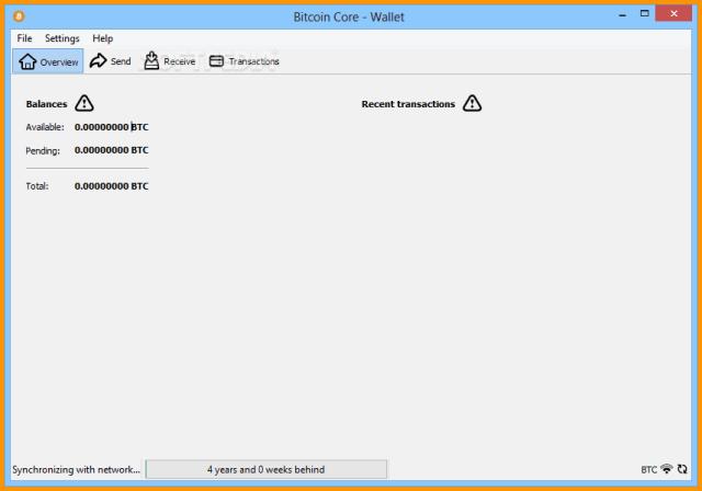 Desktop Bitcoin Wallets