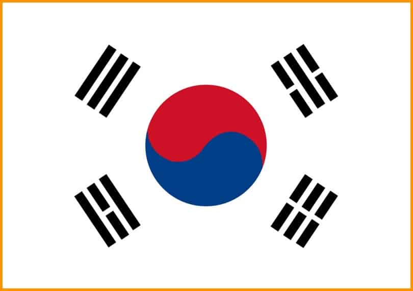 South Korea stand on Cryptocurrencies