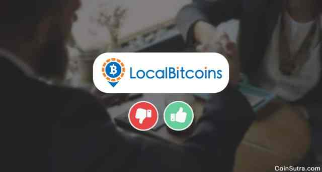Is LocalBitcoins Safe