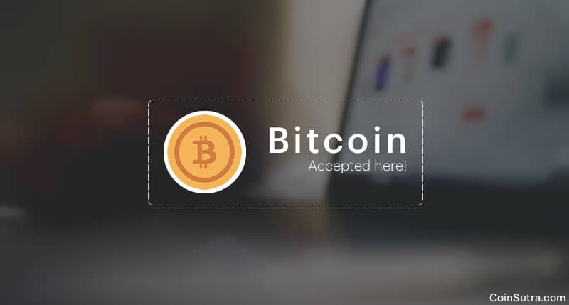 Websites That Accept Bitcoins