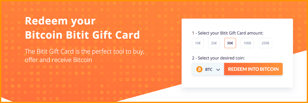 Bitit Giftcard