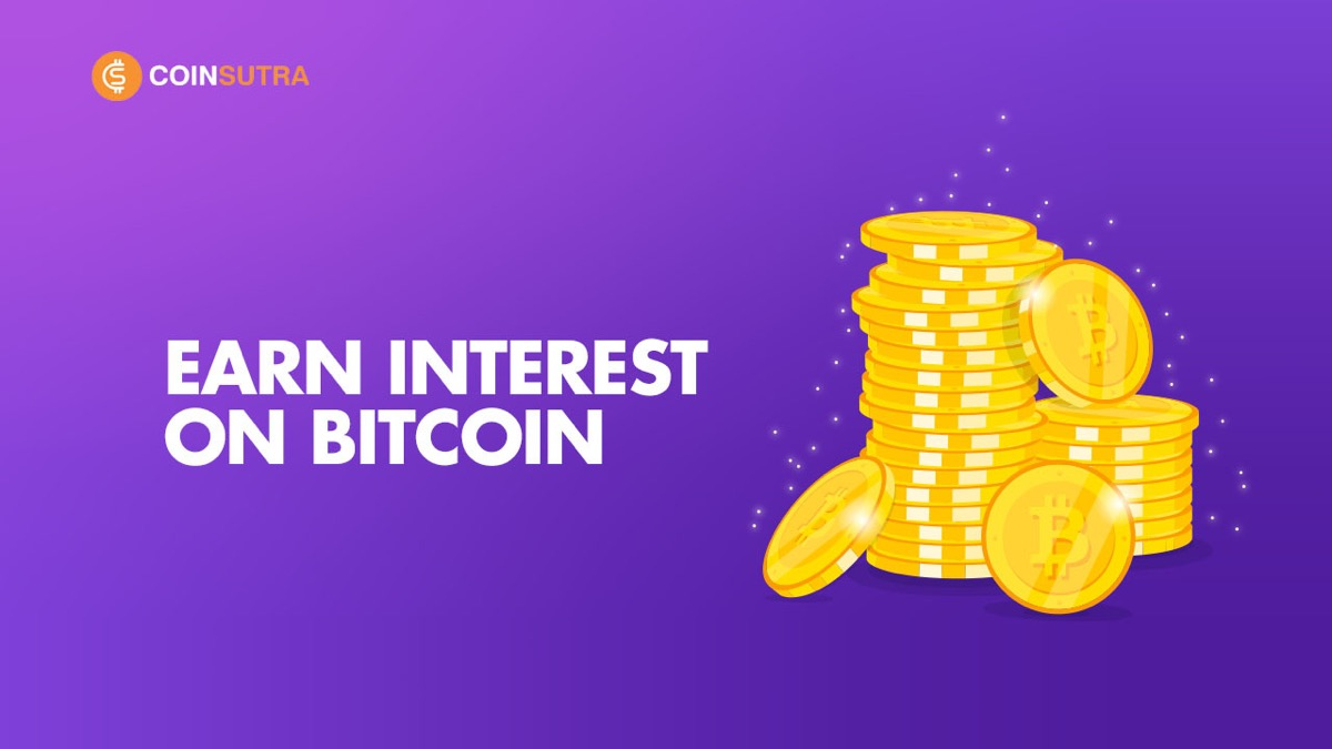 Earn Interest on Bitcoin