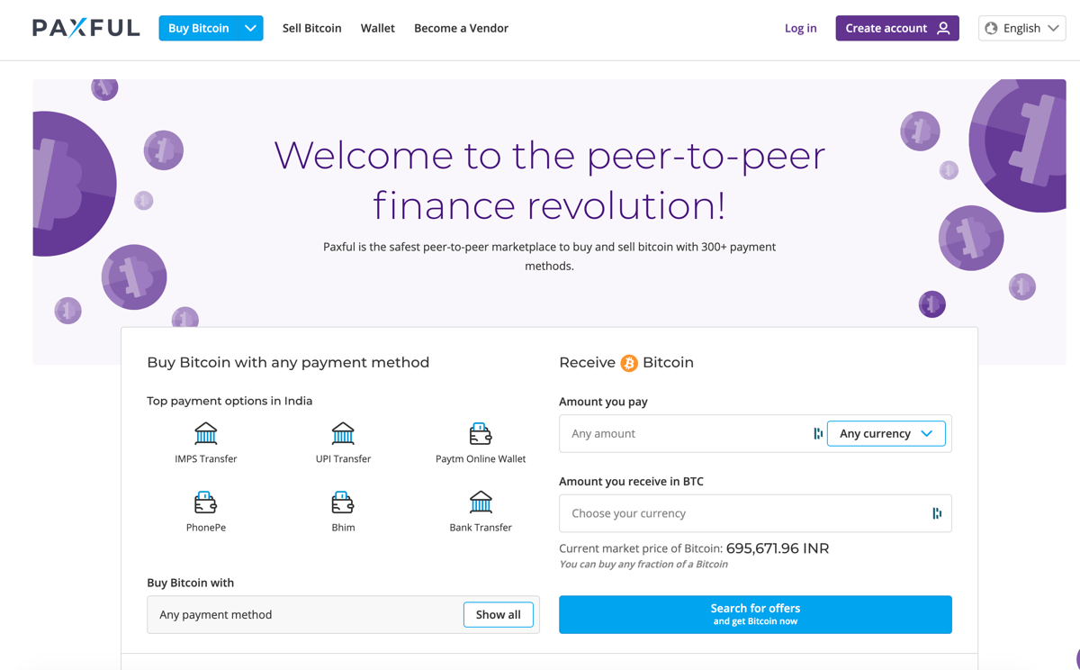 7 Best P2P Exchange Platforms for 2020