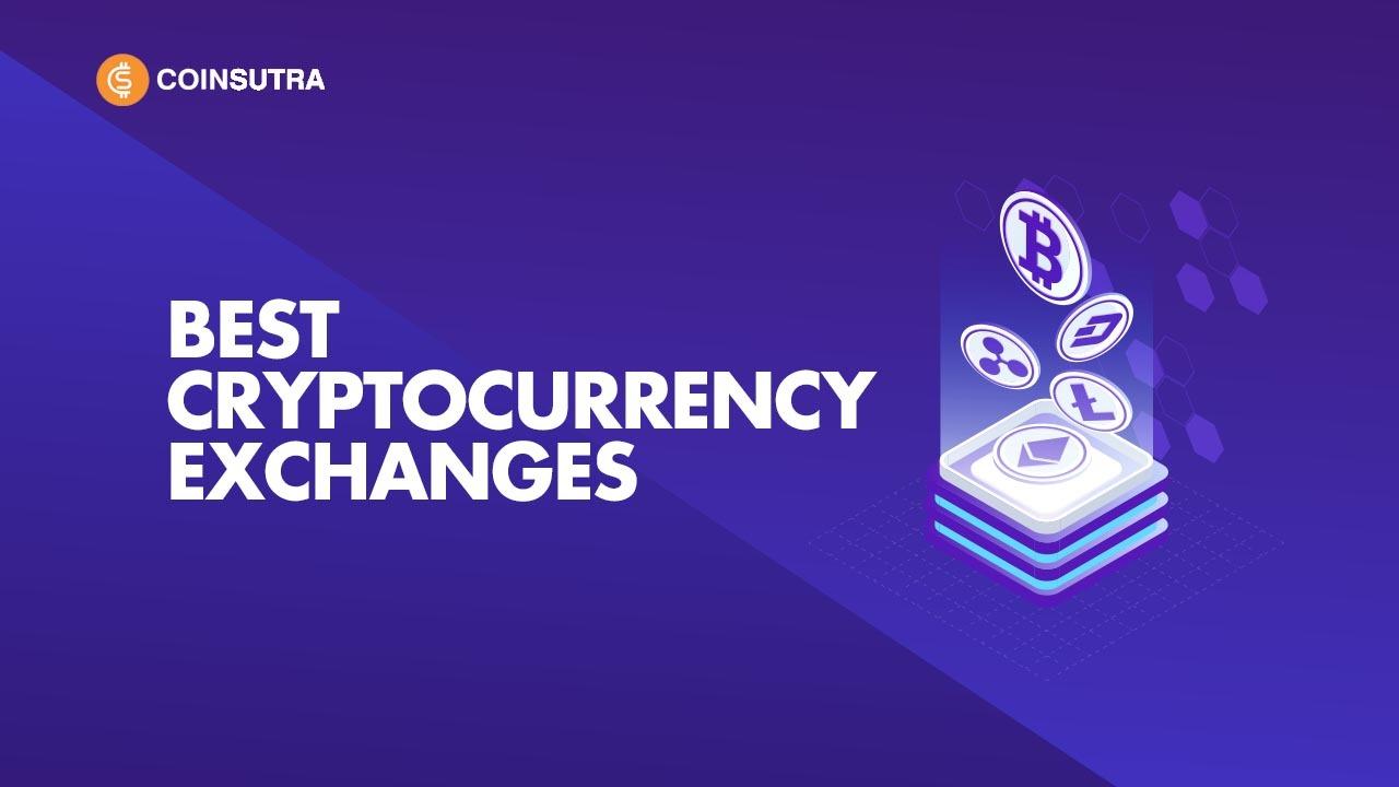 cryptocurrency exchange platformos reitingas