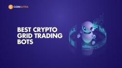 Grid trading bots