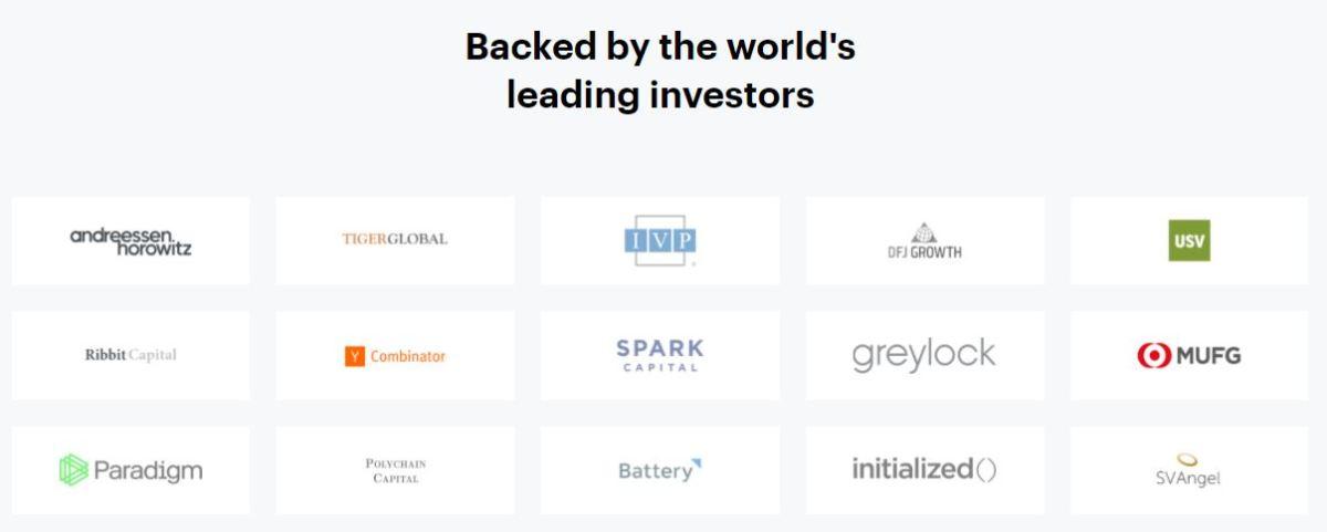 Coinbase - Investor Base