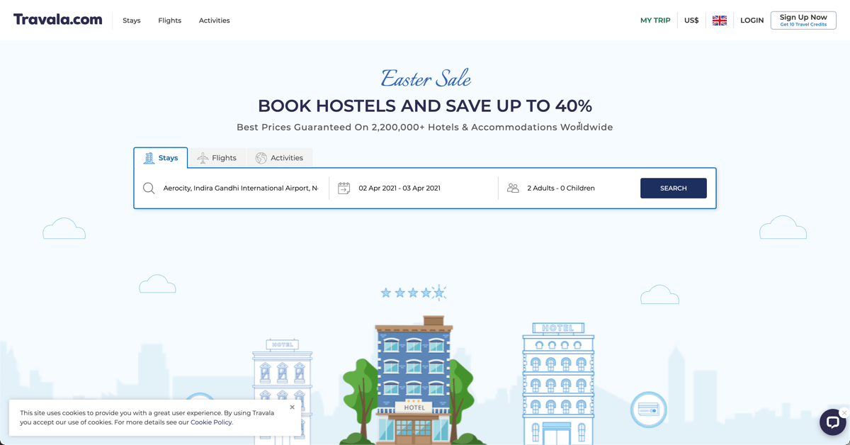 Travala Review – Book Cheap Hotels & Flights with Crypto + More