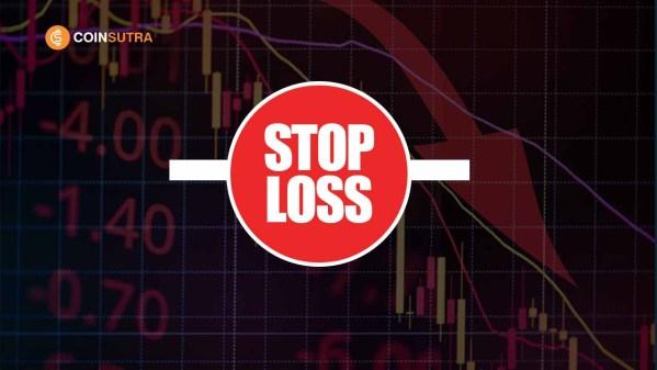 Stop loss crypto trading