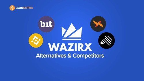 WazirX Alternatives & Competitors