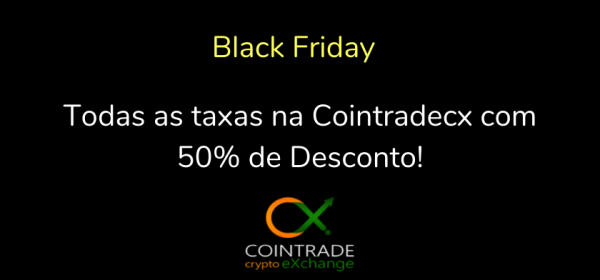 Black Friday na Cointradecx