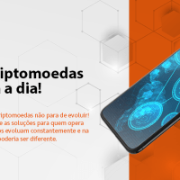 Use criptomoedas no dia a dia!