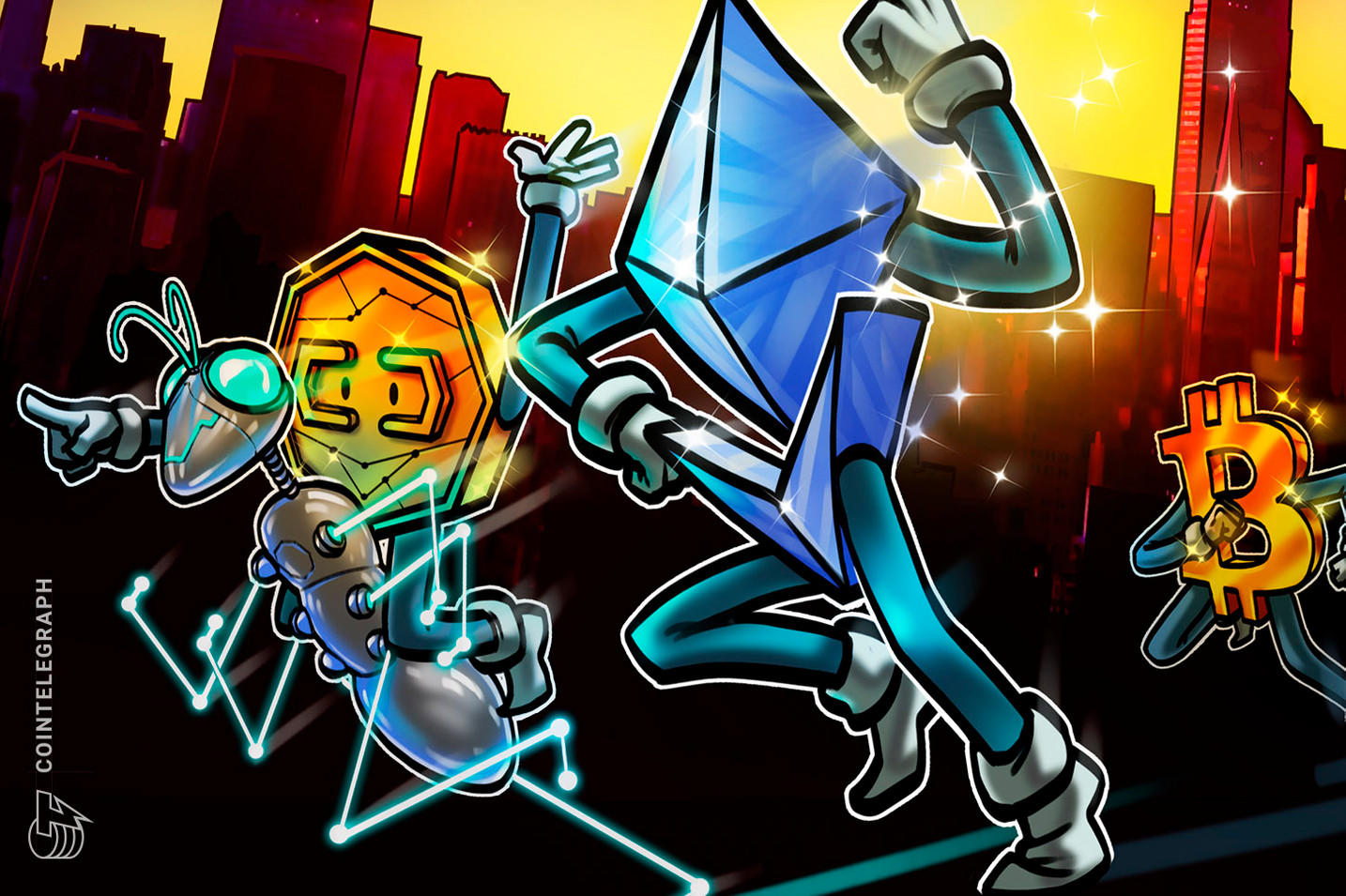 """Cardano founder: Bitcoin is """"its own worst enemy"""" and will lose to ethereum"""