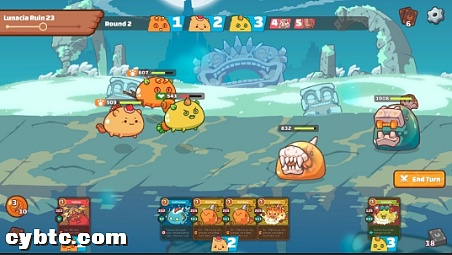 Axie Infinity attracts market attention: chain games may become the next hot spot