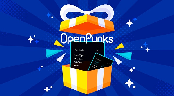 The official community creation OpenPunks wants to build a B station in the currency circle?