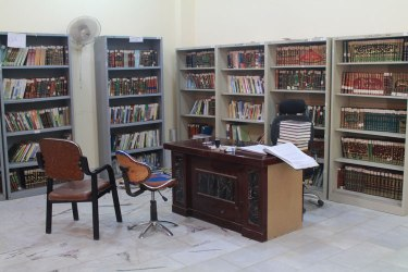 library of the college 5