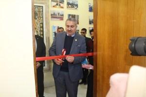 كلية العلوم الاسلامية تفتتح قاعة الصادق الامين للدراسات العليا