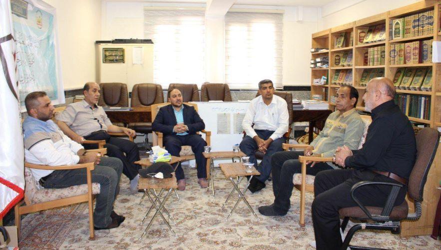 كلية العلوم الاسلامية تكشف عن تعاونها مع مجمع دار المخطوطات والتراث في العتبة العباسية المقدسة