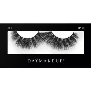 Cilios DAYMAKEUP #10 FALSE EYELASHES 3D
