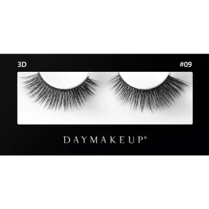 Cilios DAYMAKEUP #09 FALSE EYELASHES 3D