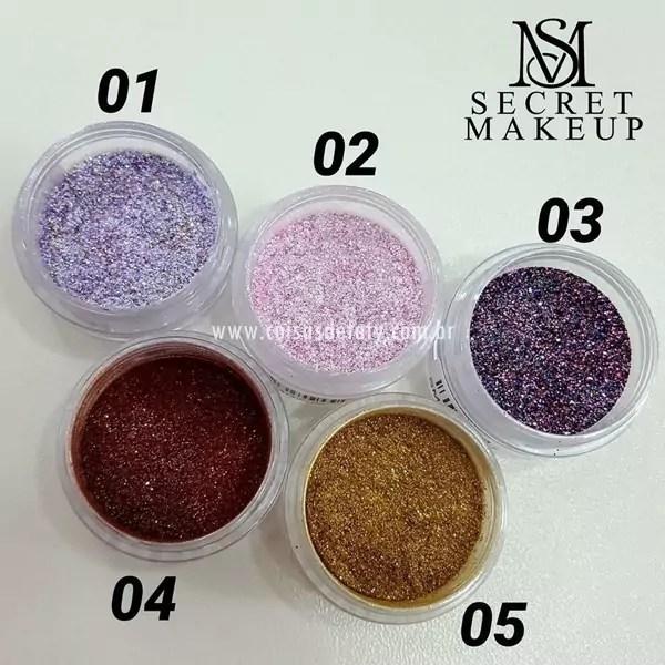 Glitter SM01 – Secret Makeup