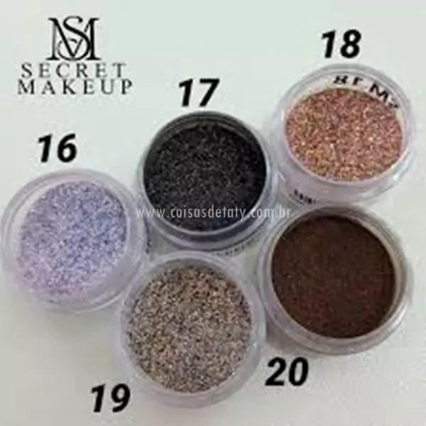 Glitter SM38- Secret Makeup